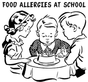 Food Allergies at School | When Peanuts Attack