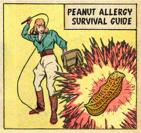 Peanut Allergy Survival Guide | When Peanuts Attack