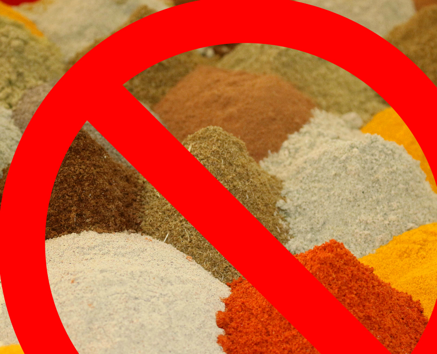 How to avoid cumin | When Peanuts Attack